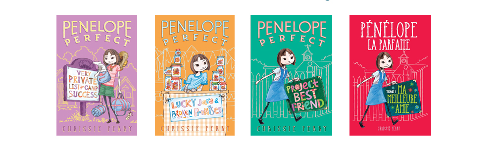 Penelope Perfect Series