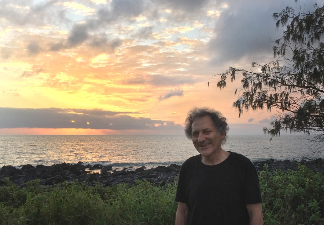 Arnold Zable - Bargara sunrise 2017
