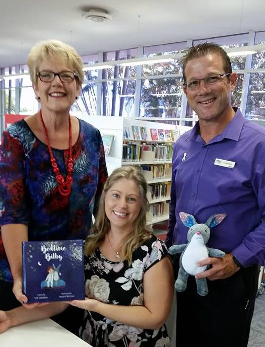 Bedtime Bilby Book Launch